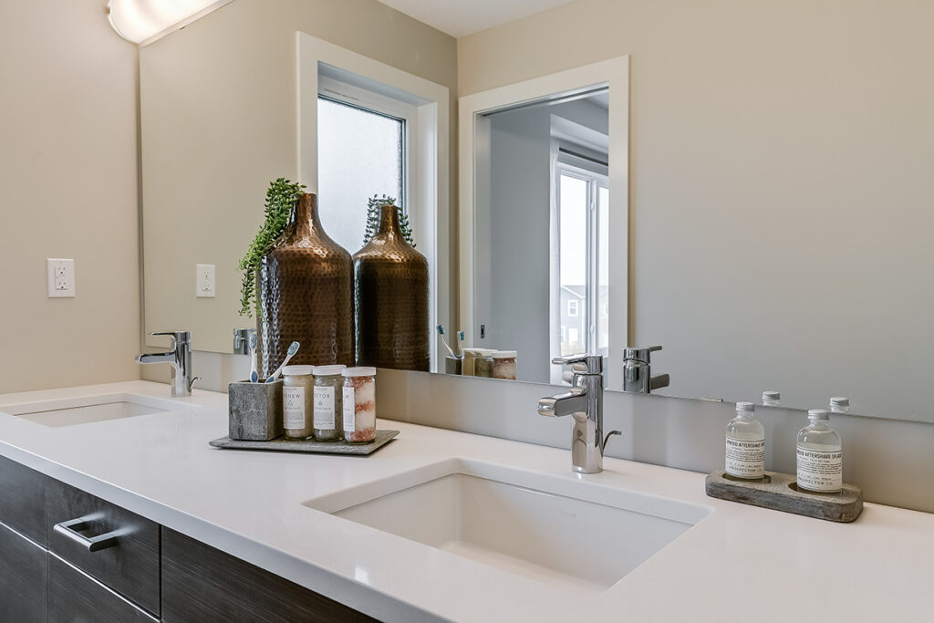 Harvest Townhomes - Ensuite Bathroom
