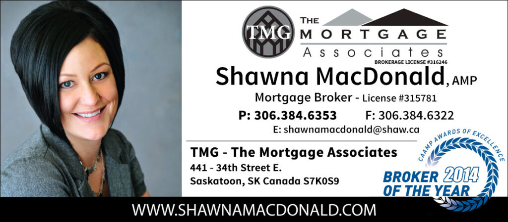TMG - Shawna MacDonald - Mortgage Broker