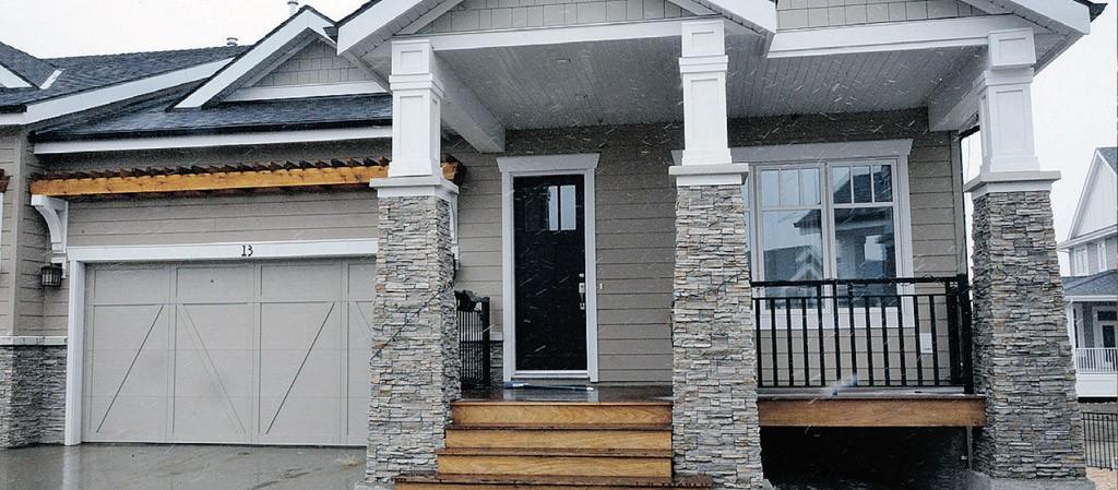 Sterling Gate Bungalows Saskatoon