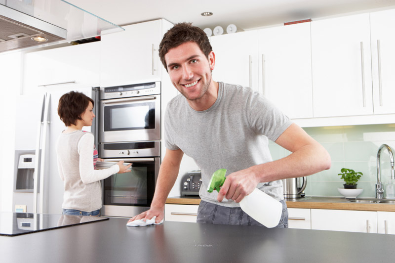 Keep Your Kitchen Clean   The Meadows
