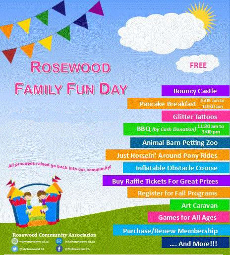 Rosewood Family Day