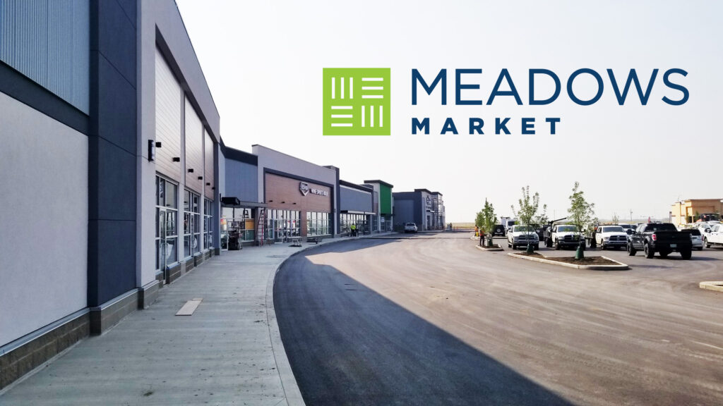 Meadwos Market With logo