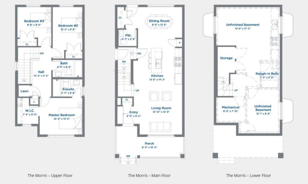 Morris Floorplan