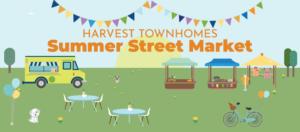 Harvest Summer Street Market