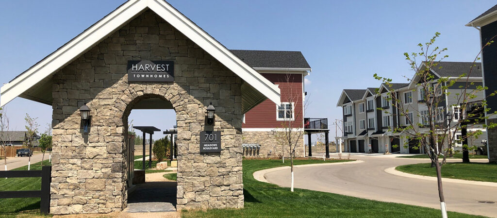 Harvest Townhomes