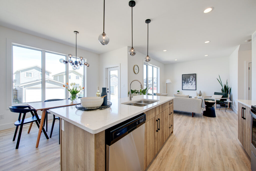 Parker showhome