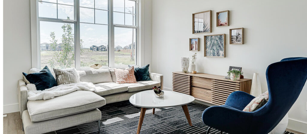 the Kent showhome