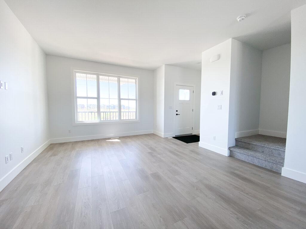 Morris Living area