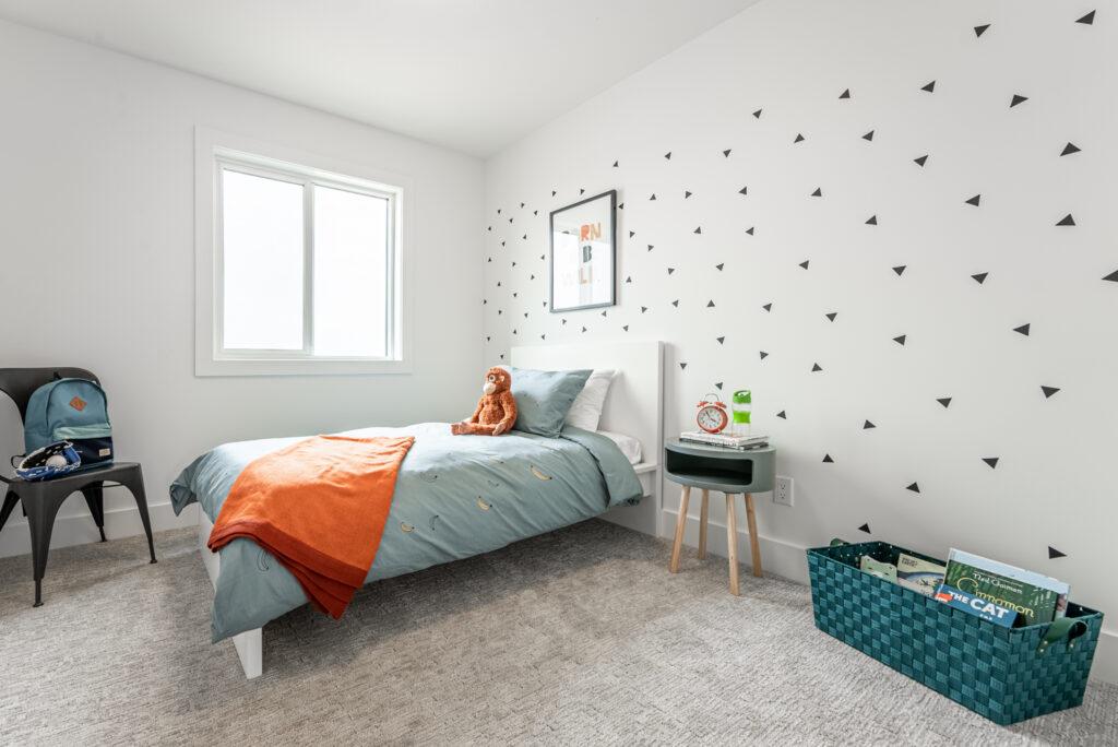Jake bedroom